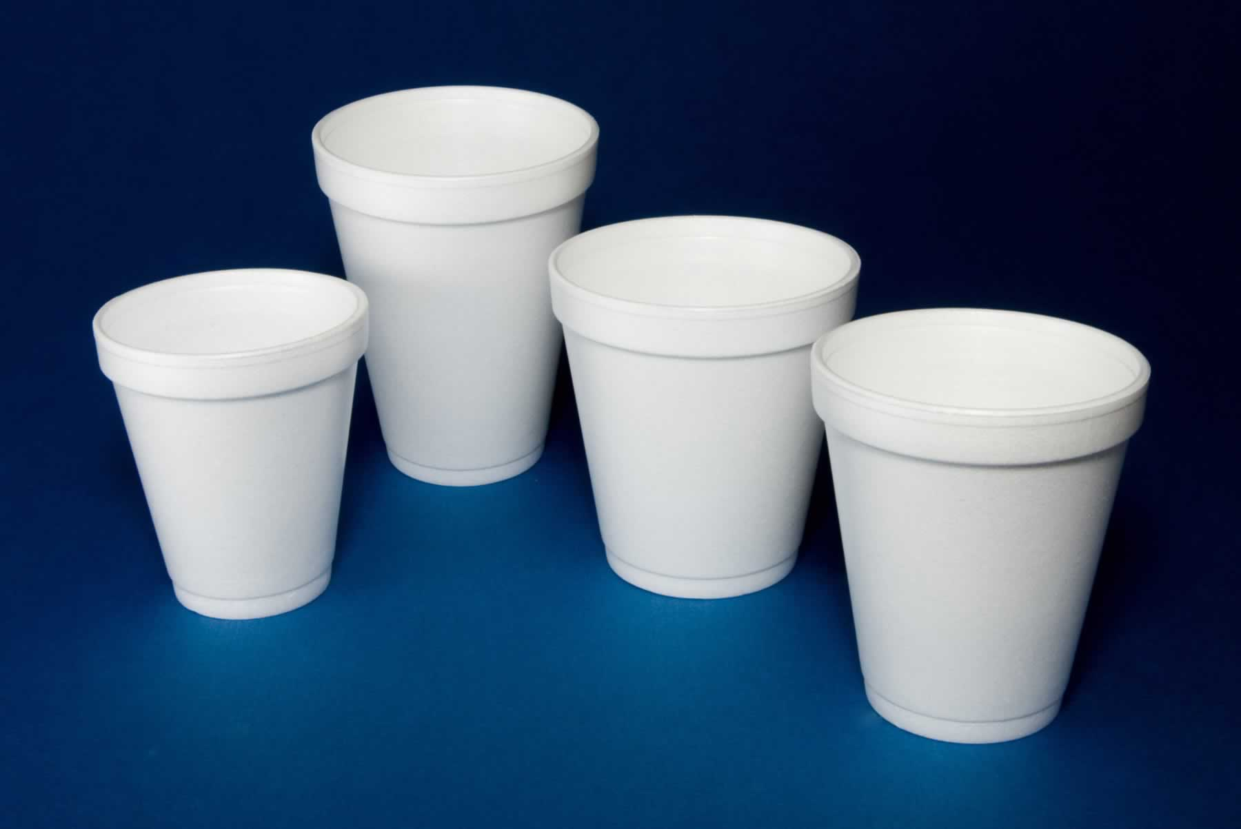Image result for polystyrene cups